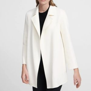😍THEORY Clairene Linen and cotton-blend jacket😍